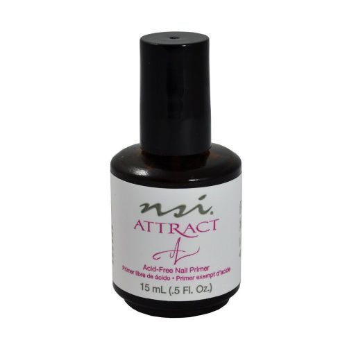 NSI Attract Acid Free Nail Primer/ Bonder 15ml